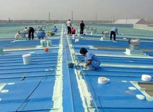 咸宁防水公司分享钢结构屋面防水施工做哪些准备