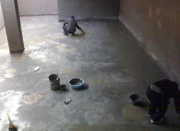 咸宁地下室防潮