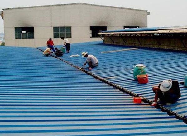 咸宁彩钢瓦屋面防水