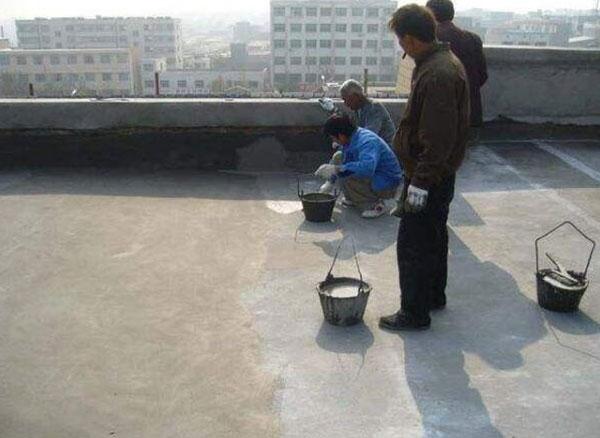 咸宁楼顶防水堵漏