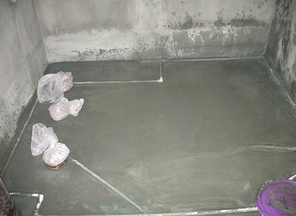 咸宁厂房卫生间防水