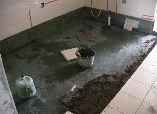 咸宁厨房防水