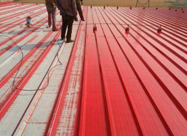 咸宁翻新旧彩钢屋面