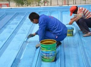 咸宁金属屋面防水
