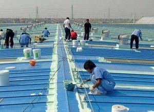 咸宁屋顶防水补漏