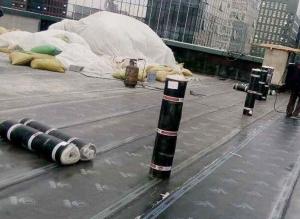 咸宁屋顶防水处理