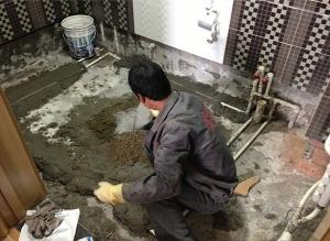 咸宁厕所防水补漏