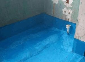 咸宁洗手间防水