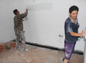 咸宁房屋墙壁渗水维修