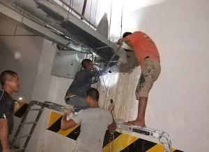 咸宁地下室墙壁渗水